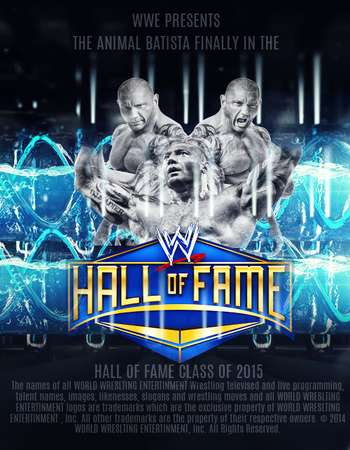 Download WWE Hall of Fame 2016 WEBRip x264