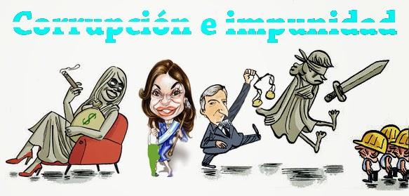 corrupción, impunidad, peculados, políticos ladrones, argentina