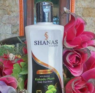 Shanas Shampoo Three in One NASA, Jadikan Rambut Anda Sehat, Kuat, Hitam, dan Bebas Ketombe!