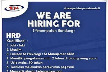 Loker Bandung HRD Sinaran Desta Mandiri