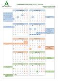 Calendario Escolar 21/22