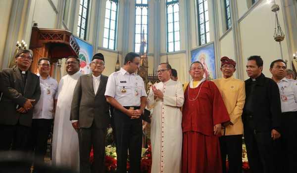 Ribuan Masjid dan Gereja di DKI Bakal Terima Dana BOTI Rp 140 Miliar