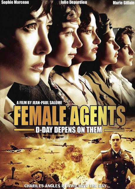 Les Femmes de l'ombre / Female Agents (2008) DVDRip ταινιες online seires xrysoi greek subs