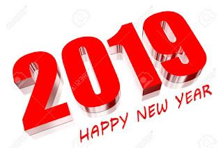 Happy New Year 2019 Facebook Twitter Whatsapp Status