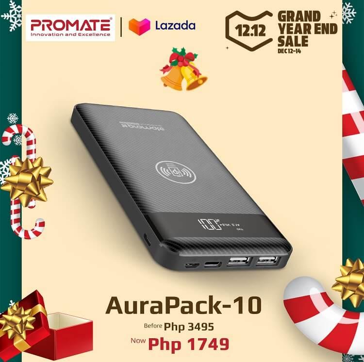 AuraPack-10
