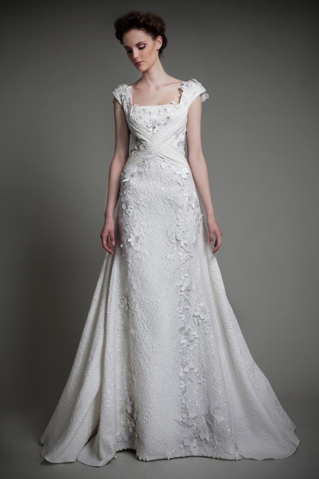 tony ward bridal 2013 spring collection