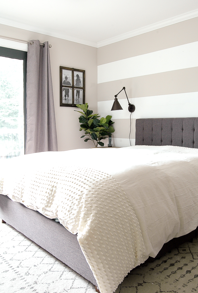Modern farmhouse bedroom, bedroom,