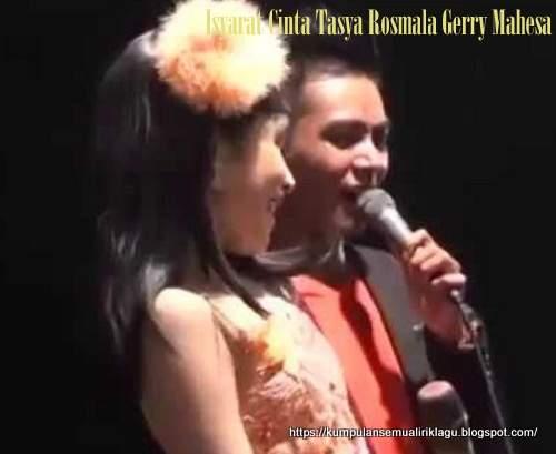 Isyarat Cinta Tasya Rosmala Gerry Mahesa