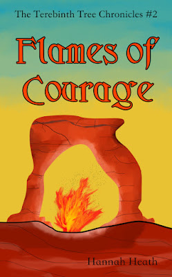 Flames of Courage cover