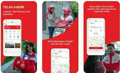 Aplikasi Ojek Online Terbaru - GET Indonesia Costumer