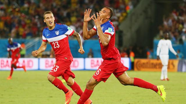 Amerika Serikat vs Paraguay