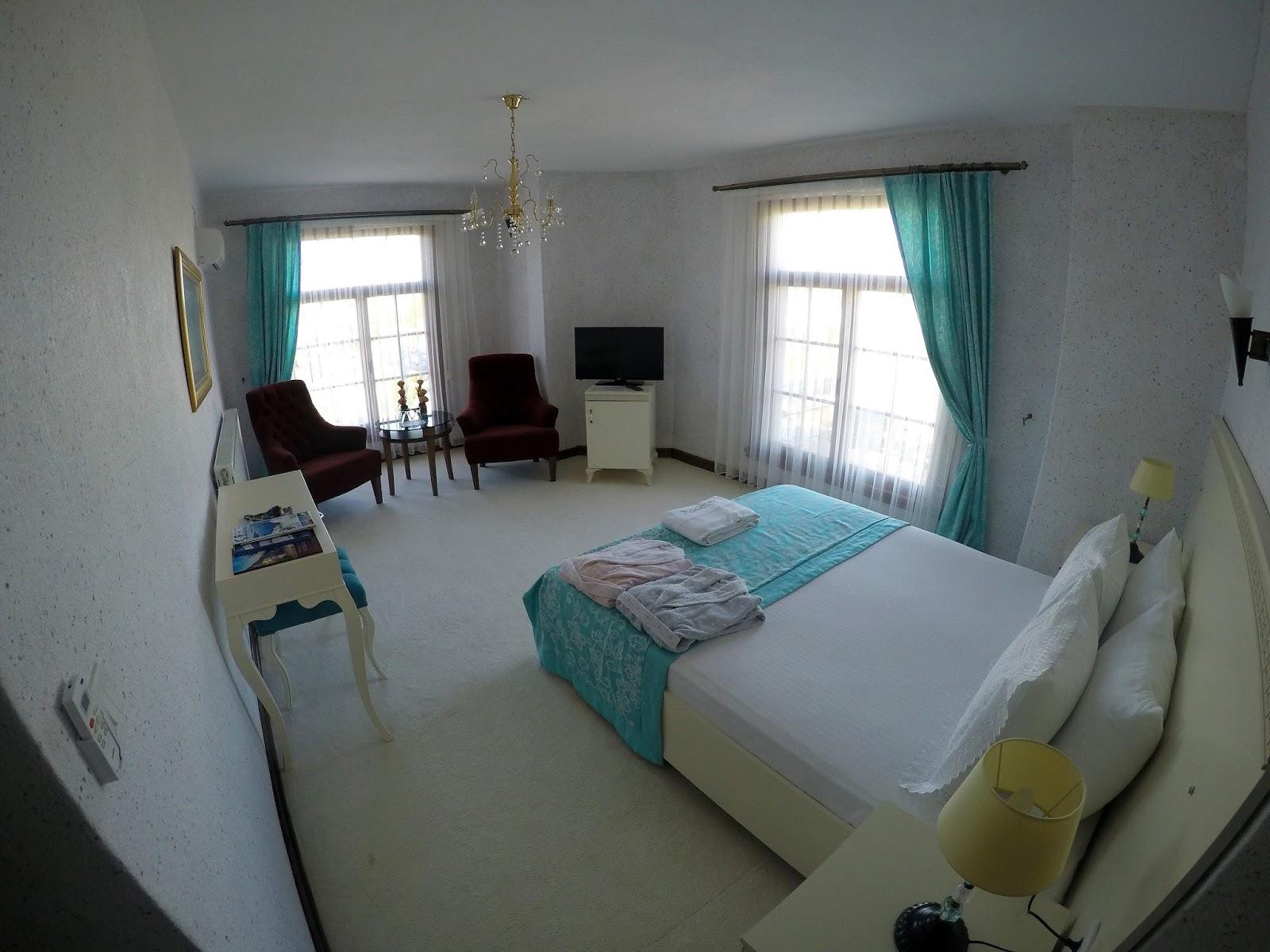Casa Villa Hotel Eceabat Bedroom