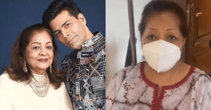 Karan Johar reveals mother Hiroo underwent 2 'massive surgeries'