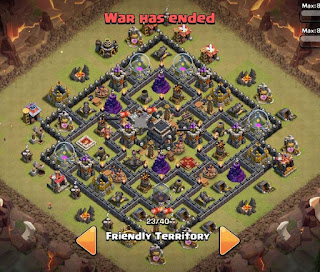 Base War TH 9