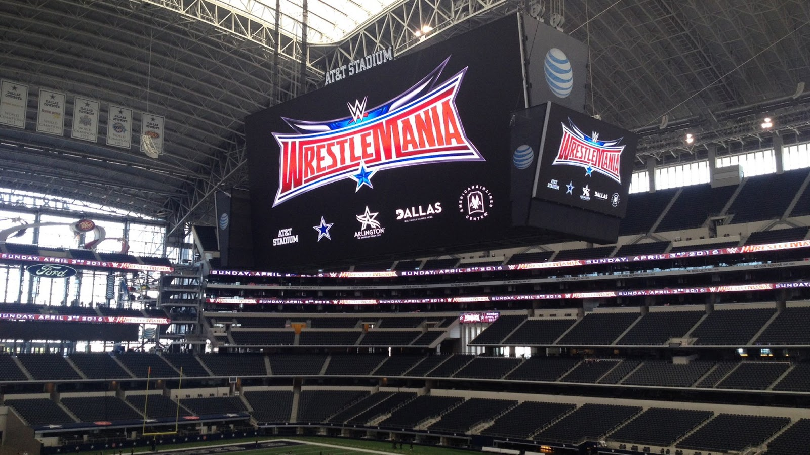 WWE WrestleMania 33 Location, Date and Logo Revealed | Bleacher Report