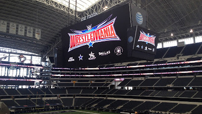 WrestleMania 32 Venue, Date & Time for Main Event 2016