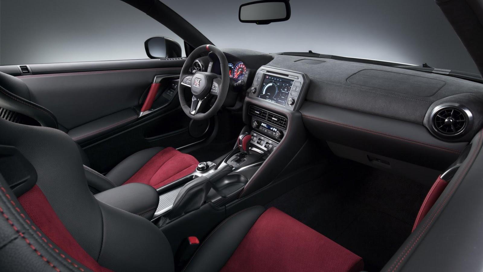 Bản cao cấp nhất của Nissan GT-R là Nismo chính thức trở lại