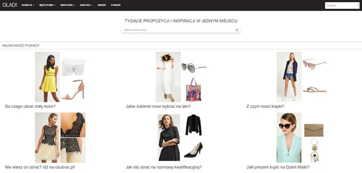 oladi.pl jedna z największych internetowych galerii