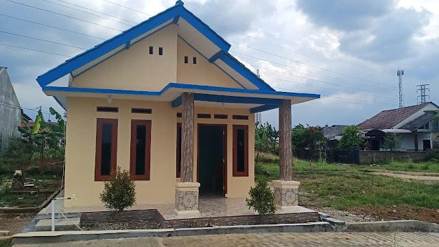 Rumah Murah Siap huni  Dekat kampus IPB Bogor