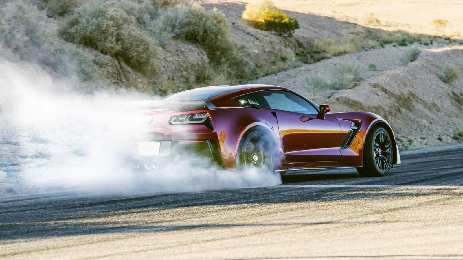 Ba siêu phẩm Corvette Z06, Mustang GT350R và Viper ACR đọ tài