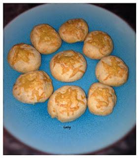 Potato Scones