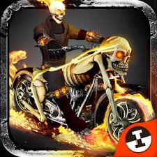 Ghost Ride 3D Mod Apk v2.6 (Free Unlocked)