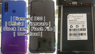 Diamond D30 | Official | Firmware | Stock Rom | Flash File