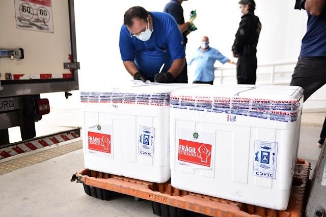 Prefeitura do RN perde um lote de vacina da Covid-19 por falta de energia