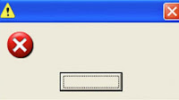 Eliminare messaggi di errore in Windows