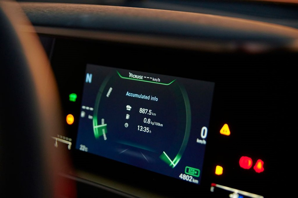 Hyundai Nexo breaks world distance record twice