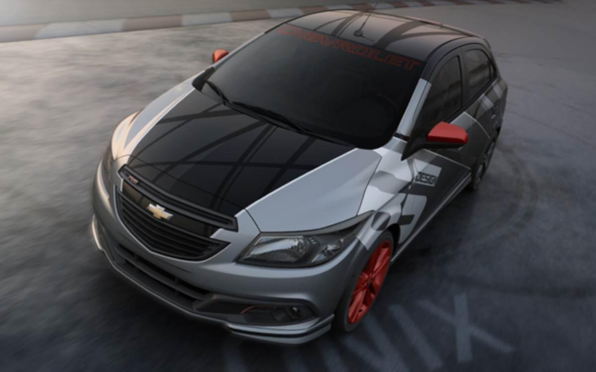 Chevrolet Onix Rs Conceito Esportivo Car Blog Br