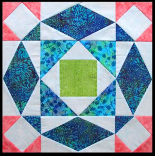 Quilt Inspiration: Storm-at-Sea Quilts, free block diagrams and ... : storm at sea quilt block pattern - Adamdwight.com