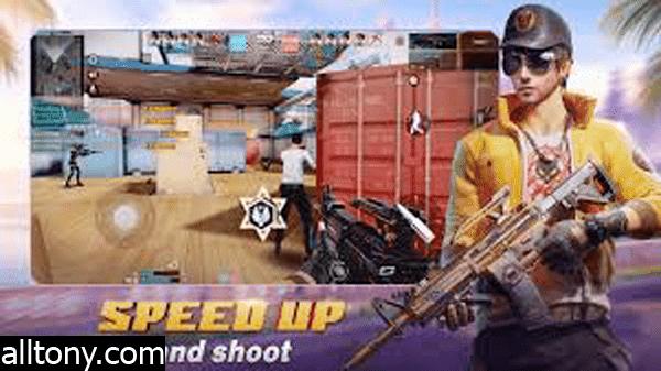 تحميل لعبة Elite Strike - SA  للأندرويد