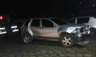 Vereador Ronaldo da Lagoinha sofre acidente em Juquiá
