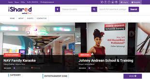 Ishared, Informasi hiburan dunia pendidikan dan kecantikan terbaik di Jakarta