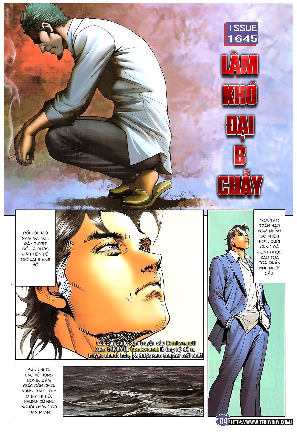 Người Trong Giang Hồ chapter 1645: làm khó đại b chảy trang 2