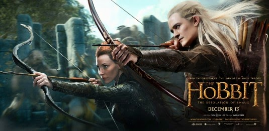 Film The Hobbit 3 Menjadi The Hobbit: Into The Fire