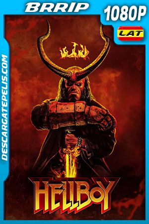 Hellboy (2019) HD 1080p BRRip Latino – Ingles