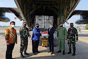 Pemerintah Singapura Berikan Bantuan untuk Penangan Covid-19 Kepada Kemenkes RI, Kemenhan RI dan Mabes TNI