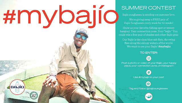 BAJÍO Sunglasses - The #mybajio Contest