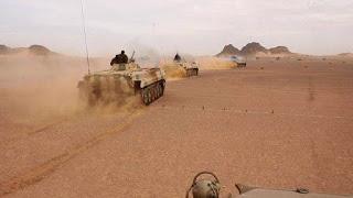 🔴 Parte de guerra Nº47. Guerra del Sáhara Occidental.