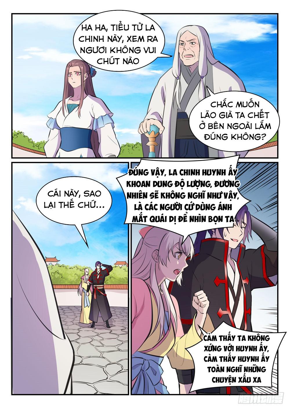 Bách Luyện Thành Thần chap 467 - Trang 14