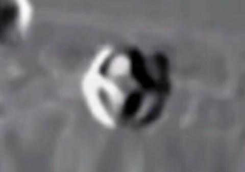 NASA Debunks 'Ezekiel's Wheel' UFO