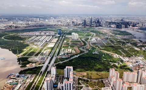 Cận cảnh các dự án sai phạm ở khu đô thị Thủ Thiêm ảnh 1