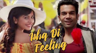 Ishq Di Feeling - Lyrics