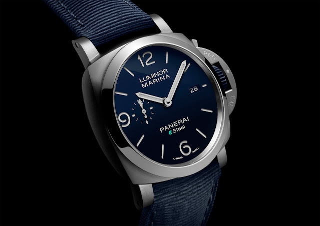 Panerai Luminor Marina eSteel