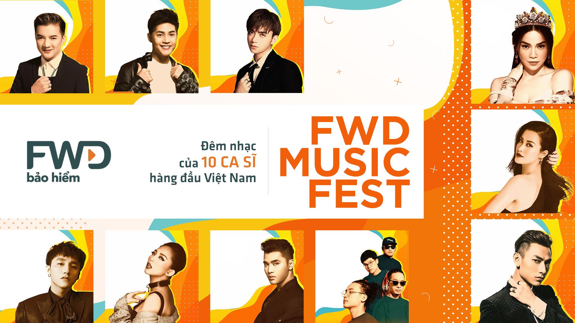 Lễ hội Âm nhạc FWD Music Fest