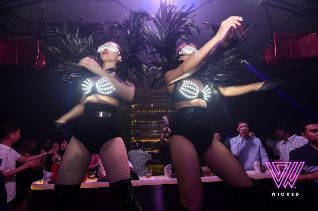 Wicked KL at W Kuala Lumpur - The Ultimate Party Experience