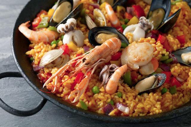 Cơm Paella