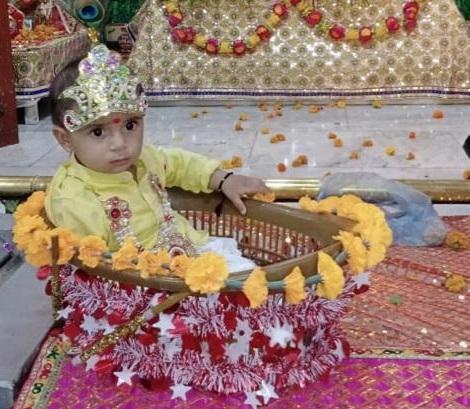 Krishna Janmashtami 2020 STORY